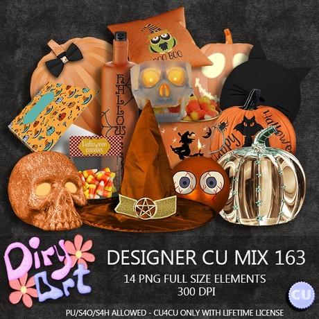 Designer CU Mix 163