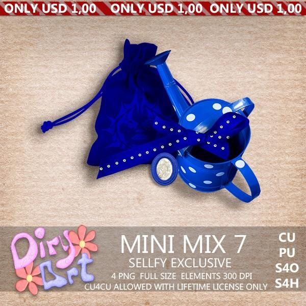 Mini Mix 7 - Exclusive