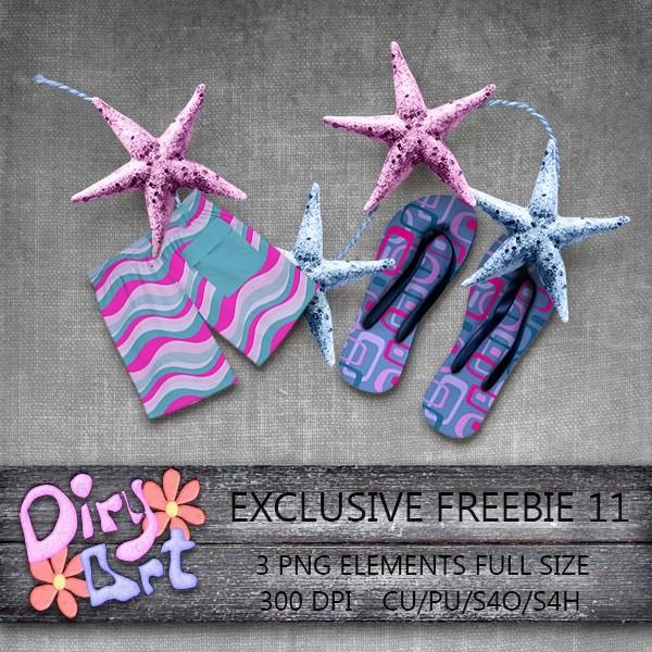 Exclusive Freebie 11