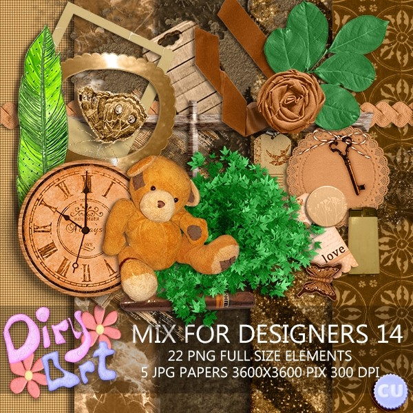 * Mix For Designers 14 *