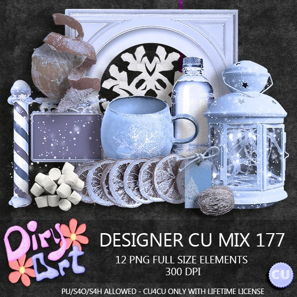 Designer CU Mix 177