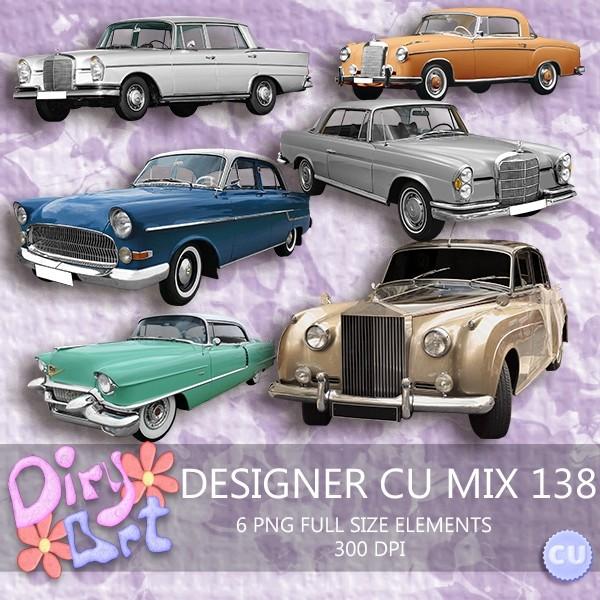 * Designer CU Mix 138 *