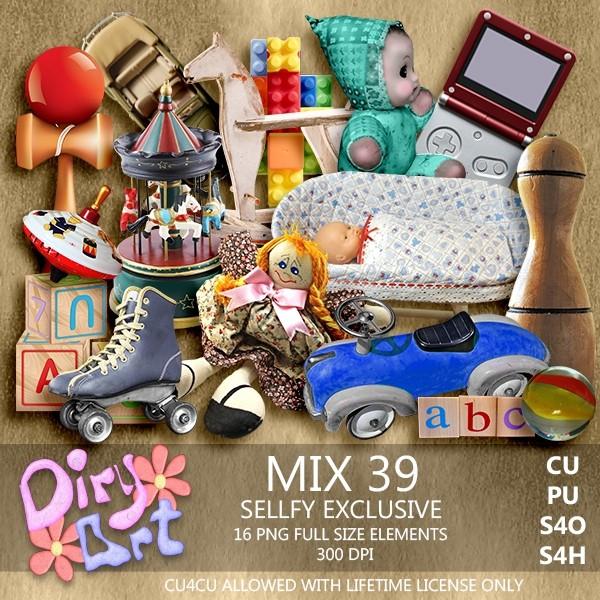 Exclusive Mix 39