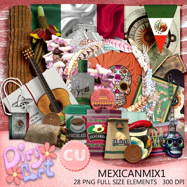 * Mexican Mix 1 *