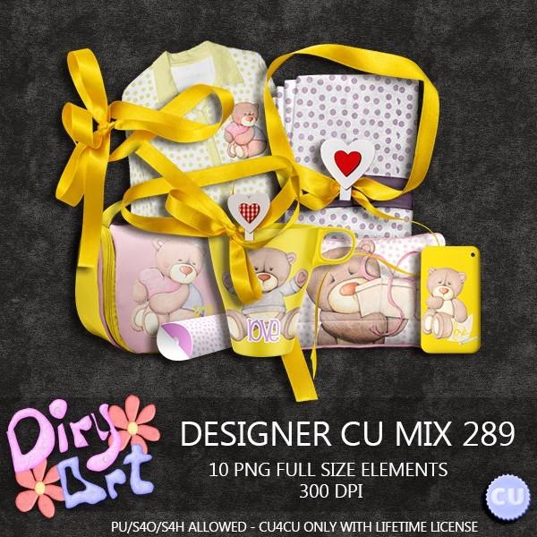 Designer CU Mix 289