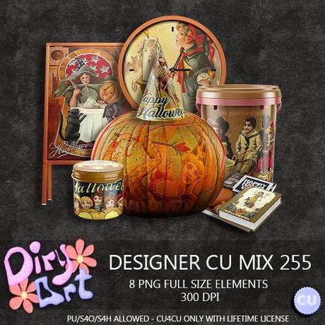 Designer CU Mix 255
