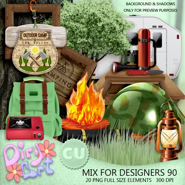 Mix for Designers 90