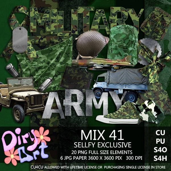 Exclusive Mix 41