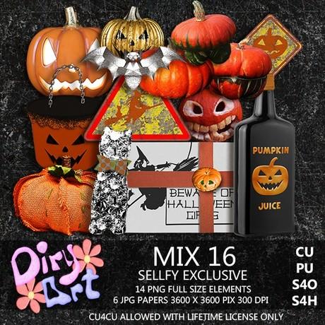 Exclusive Mix 16