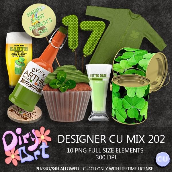 Designer CU Mix 202