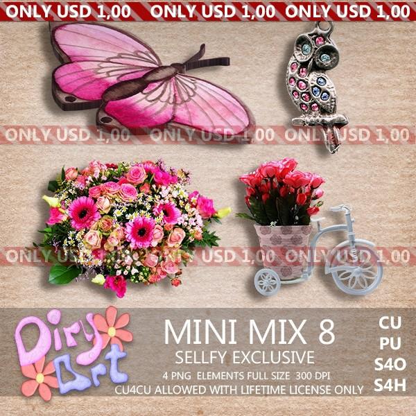 Mini Mix 8 - Exclusive