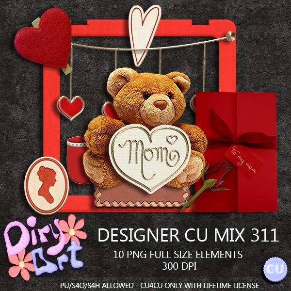 Designer CU Mix 311