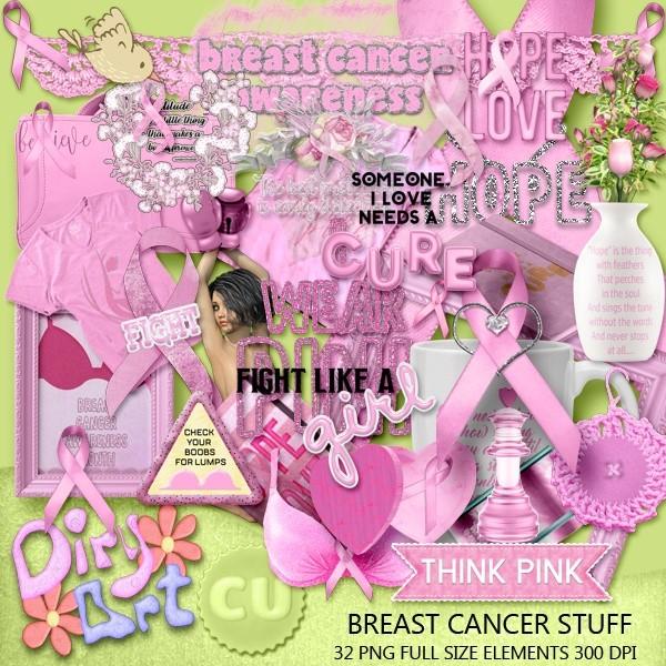 Breast cancer Stuff