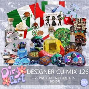 * Designer CU Mix 126 *