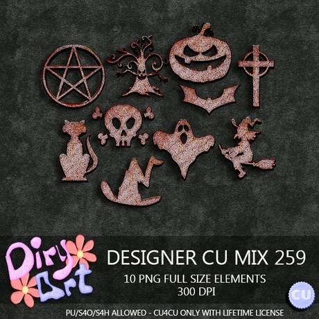 Designer CU Mix 259