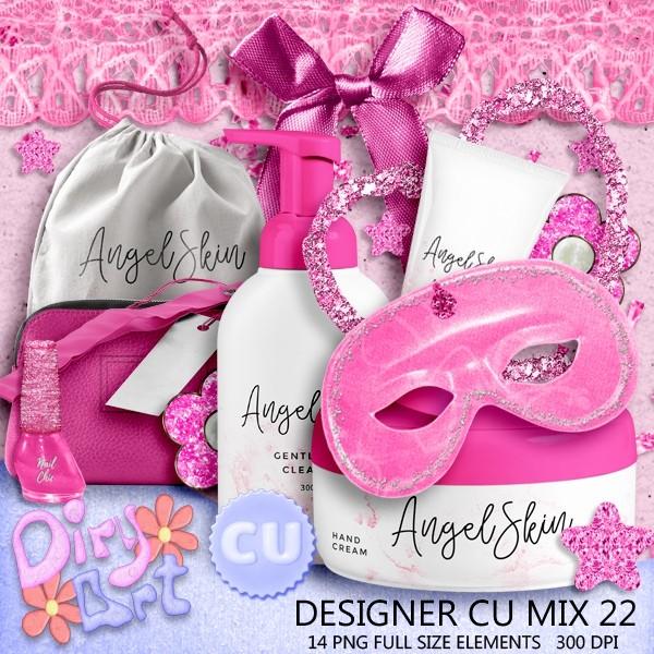 Designer CU Mix 22