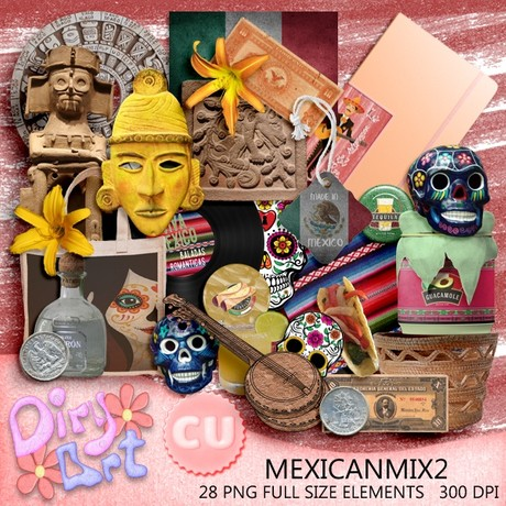 * Mexican Mix 2 *