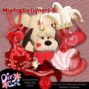 * Mix For Designers 6 *