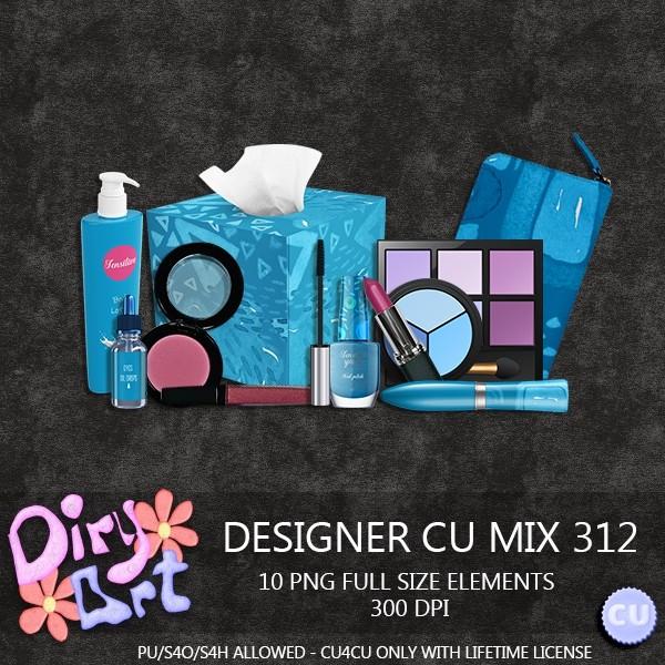 Designer CU Mix 312
