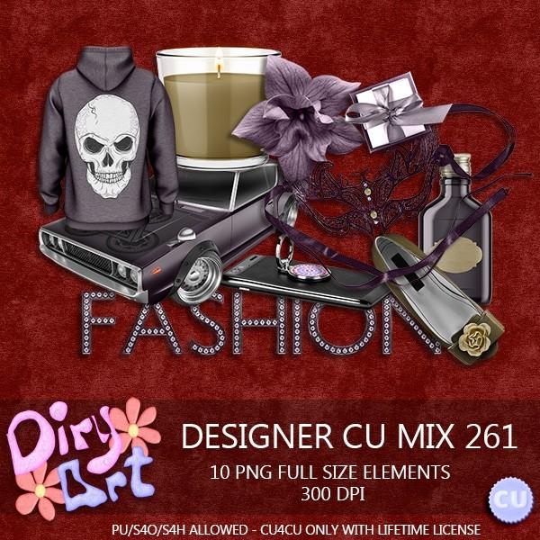 Designer CU Mix 261