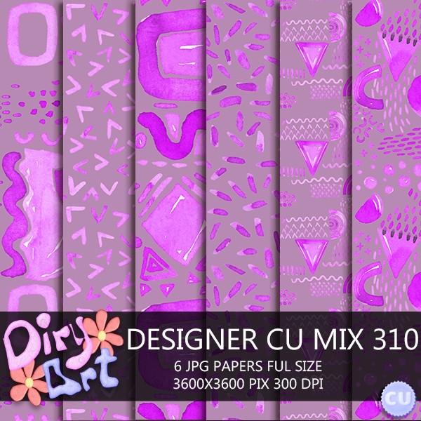 Designer CU Mix 310