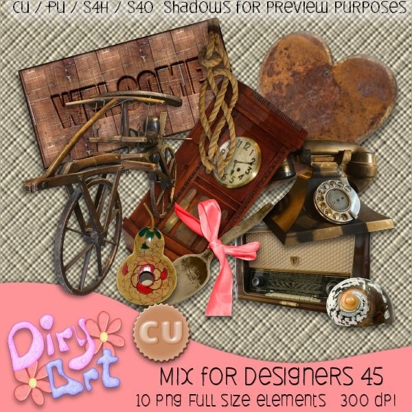 Mix for Designers 45