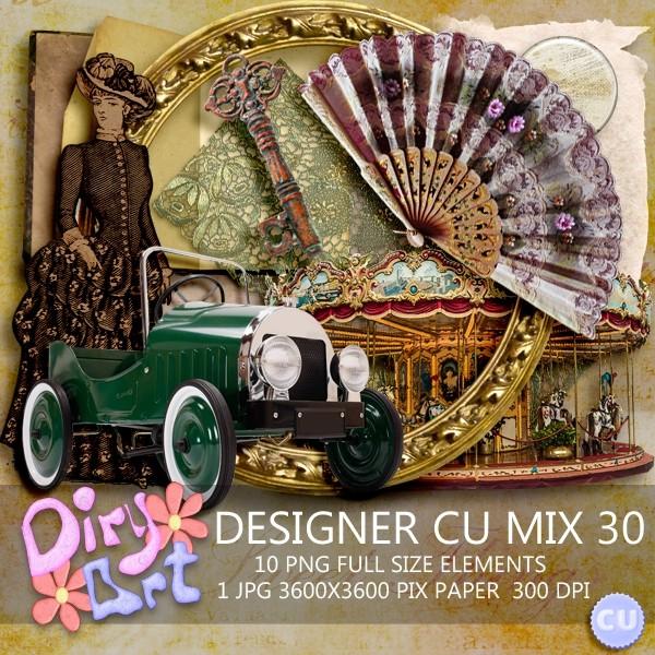 Designer CU Mix 30