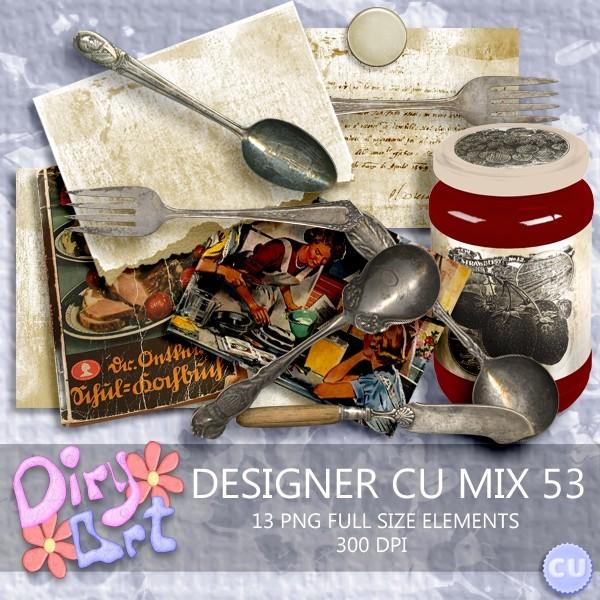 Designer CU Mix 53
