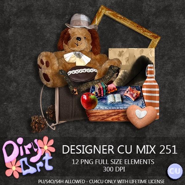 Designer CU Mix 251