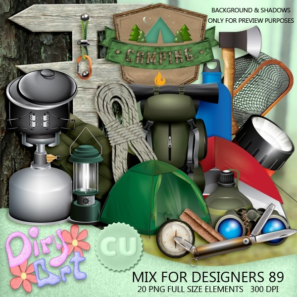 Mix for Designers 89