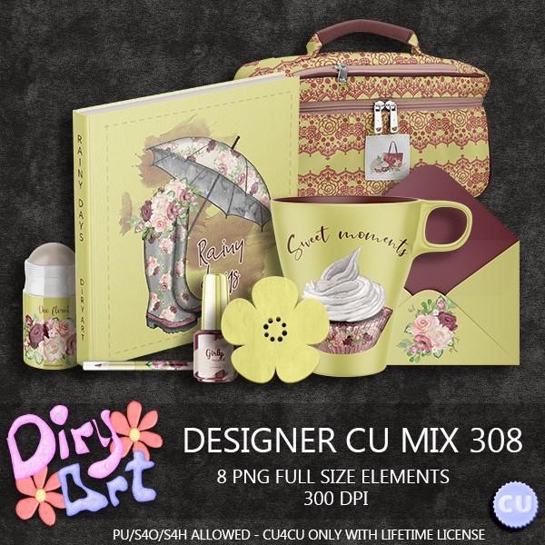 Designer CU Mix 308