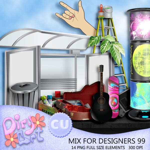 Mix for Designers 99