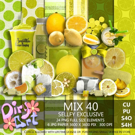 Exclusive Mix 40
