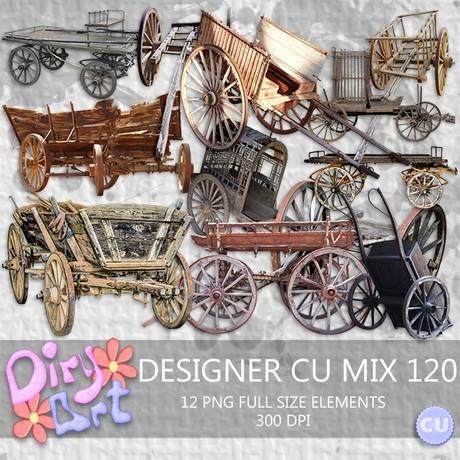 * Designer CU Mix 120 *