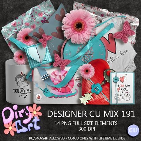 Designer CU Mix 191