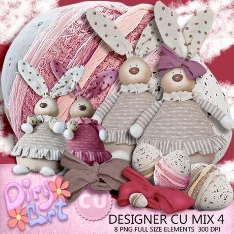 Designer CU Mix 4