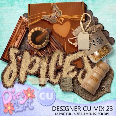 Designer CU Mix 23