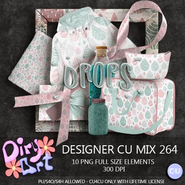 Designer CU Mix 264