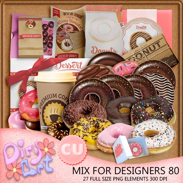 Mix for Designers 80