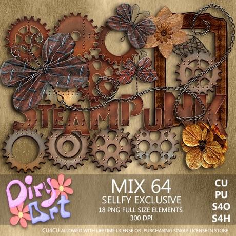 Exclusive Mix 64
