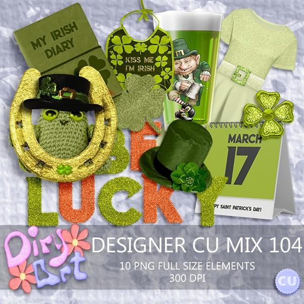 Designer CU Mix 104