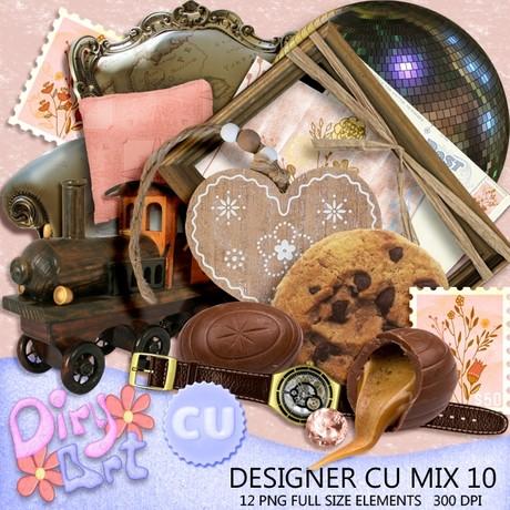 Designer CU Mix 10