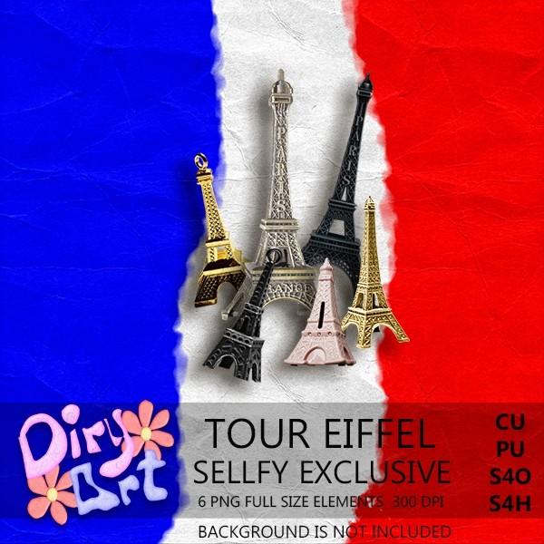 Tour Eiffel - Exclusive
