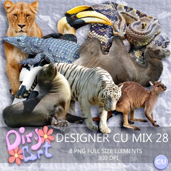 Designer CU Mix 28