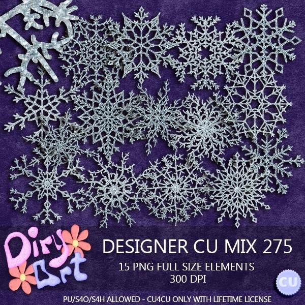 Designer CU Mix 275