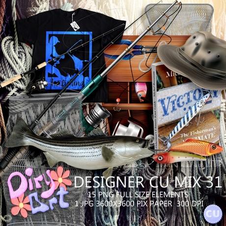 Designer CU Mix 31
