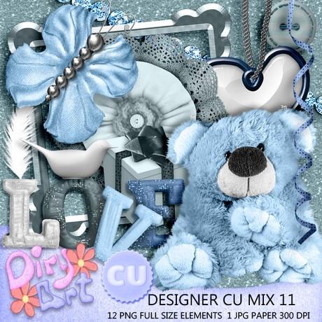 Designer CU Mix 11