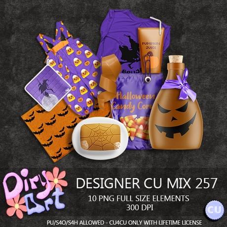 Designer CU Mix 257