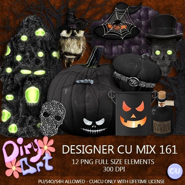 Designer CU Mix 161
