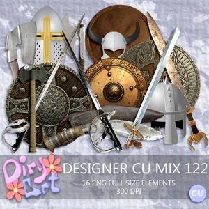 * Designer CU Mix 122 *